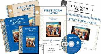 FirstFormLatin-CompleteSet