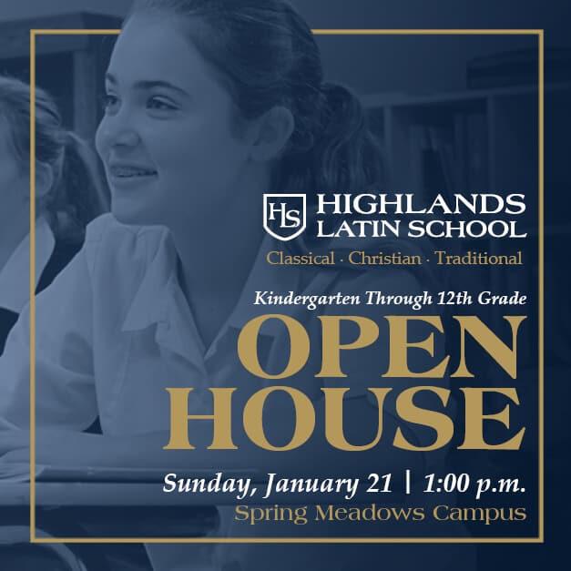 HLS Open House