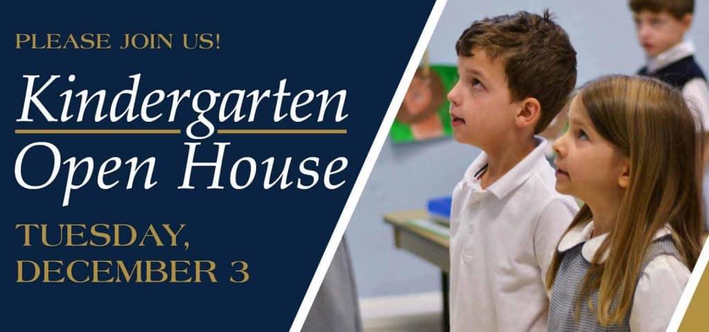 Highlands Latin School Open House