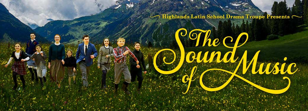 HLS Drama Troupe The Sound of Music 2020